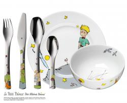 WMF Dětský jídelní set 6dílný Malý princ