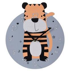 Nástěnné hodiny Tygr, pr. 28 cm