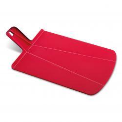 Joseph Joseph Skládací krájecí prkénko červené Chop2Pot™ Large