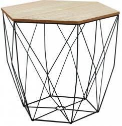 Tutumi Konferenční stolek drátěný L