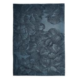 Modrá kuchyňská utěrka z bavlny Södahl Rose