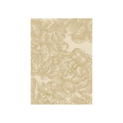 Béžová kuchyňská utěrka z bavlny Södahl Rose