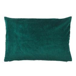 Zelený bavlněný polštář Södahl Elsa, 40 x 60 cm