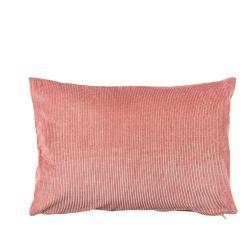 Růžový bavlněný polštář Södahl Elsa, 40 x 60 cm