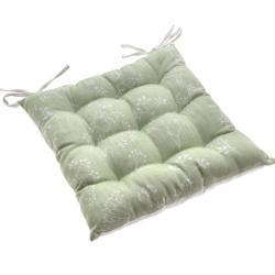 Sedák na židli Orin zelená, 38 x 38 cm