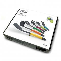 Sada kuchyňského náčiní Multi-colour Elevate™ Joseph Joseph - Sada kuchyňských nástrojů Elevate 10119, 6ks