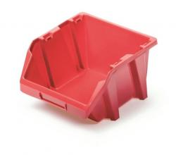 PlasticFuture Úložný box BINEER SHORT červený