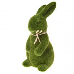 Velikonoční zajíček Green Bunny, 15 cm