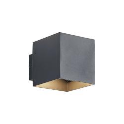 ELC ELC Esani LED venkovní nástěnné světlo, antracit