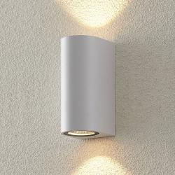 ELC ELC Latika LED venkovní nástěnné světlo bílé