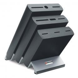 WÜSTHOF Blok na nože dřevěný Ikon na 9 kusů černý