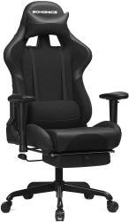 Rongomic Herní židle Olie černá