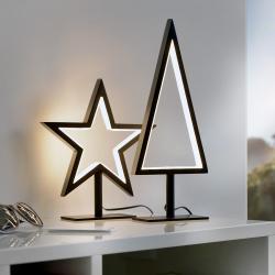 Sompex Stojící dekorativní hvězda Lucy-S