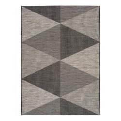 Šedý venkovní koberec Universal Biorn Grey, 154 x 230 cm