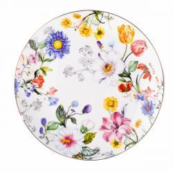 Altom Sada dezertních talířů Blooming, 6 ks