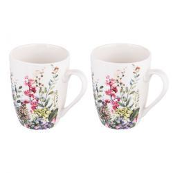 Altom 2dílná sada hrnků Floral, 300 ml