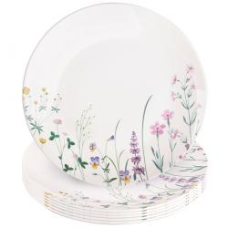Altom Sada dezertních talířů Hello Spring 20 cm, 6 ks