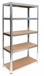 Shoptop Regál kovový MAGA 180X90X40 cm