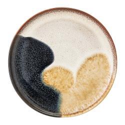 Dezertní talíř z kameniny Bloomingville Jules,ø22cm