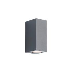ELC ELC Lanso LED venkovní nástěnné světlo, antracit