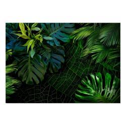 Velkoformátová tapeta Artgeist Dark Jungle, 400x280cm