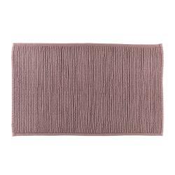 Růžová koupelnová předložka z bavlny Södahl, 50x80cm