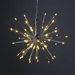 Best Season 8 světelných variant - světlo Firework stříbrná
