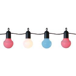 Best Season LED světelný řetěz Hooky RGB