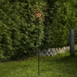 Best Season Firework Outdoor LED dekorační světlo teplá bílá