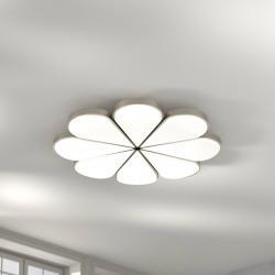 B-Leuchten B-Leuchten Flower LED stropní svítidlo CCT, 81 cm