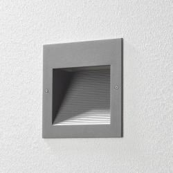 BEGA BEGA 24203 LED podhledové 3 000K, matná stříbrná