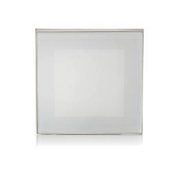 BEGA BEGA Accenta světlo hranaté kruh ocel 315lm
