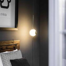 FARO BARCELONA LED závěsné světlo Le Vita, 1 zdroj, stojací