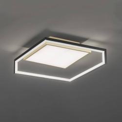 FISCHER & HONSEL LED stropní světlo Nala v moderním designu