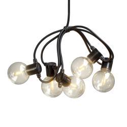 Konstmide CHRISTMAS LED světelný řetěz žhavicího vlákno jantar 10x