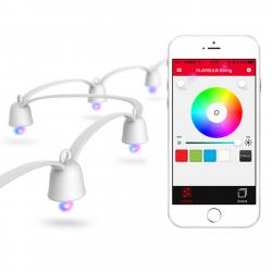 MiPow MiPow Playbulb String LED světelný řetěz, bílá
