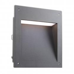 LEDS-C4 LEDS-C4 Micenas podhled světlo 25x26,5 cm antracit