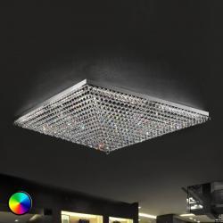 Masiero Stropní světlo Ascana s RGB-LED