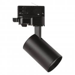 Megaman LED spot MarcoMini 3fázová kolejnice černá 4000K