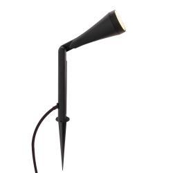 Nordlux Mono - flexibilní venkovní reflektor s hrotem
