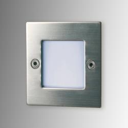 Pamalux Čtvercové LED podhledové svítidlo Lis