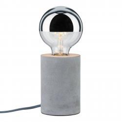 Paulmann Paulmann Mik stolní lampa z betonu