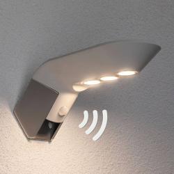 Paulmann Paulmann LED solární venkovní světlo Soley bílá