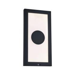 Paulmann Paulmann LED solární panel Taija, senzor 30 x 60cm
