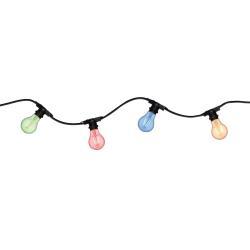 Paulmann Paulmann světelný řetěz House pro venkovní použití