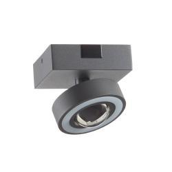 Q-SMART-HOME Paul Neuhaus Q-MIA LED stropní světlo antracit