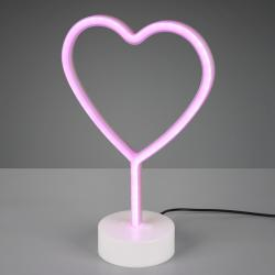 Reality Leuchten Dekorativní světlo Heart