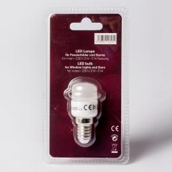 Saico E14 2 W LED žárovka