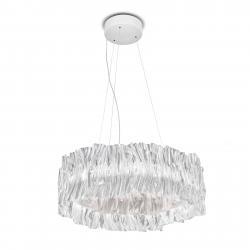 Slamp Slamp Accordéon LED závěsné světlo bílá 3000 K