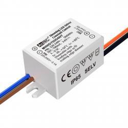 THE LIGHT GROUP SLC konstantní proud ovladač 3 - 6 V, 3 - 6 W